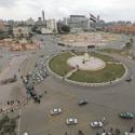 Plaza Tahir El Cairo Egipto