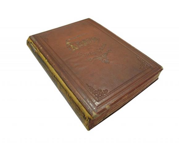 Portada Album Santa Lucia