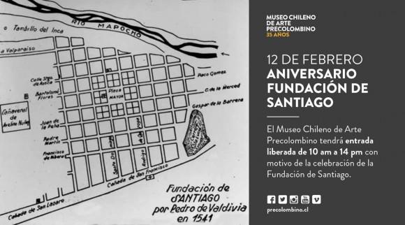 Precolombino Fundacion de Santiago 2017