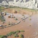 Rio Loa inundacion Calama