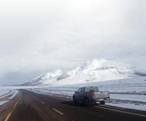 Ruta San Pedro de Atacama Bolivia