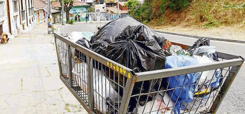 Valparaiso basura