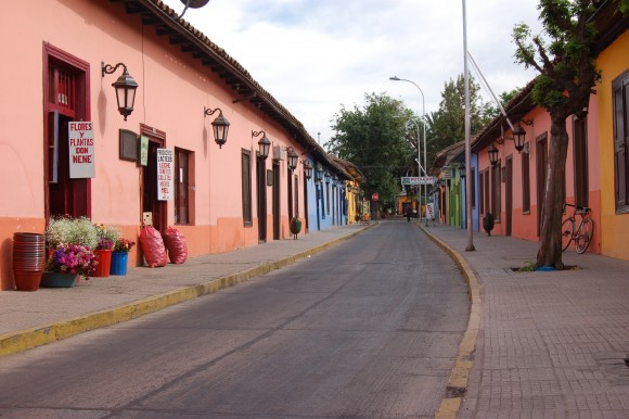 Zona Típica de Putaendo, Región de Valparaíso. © CMN