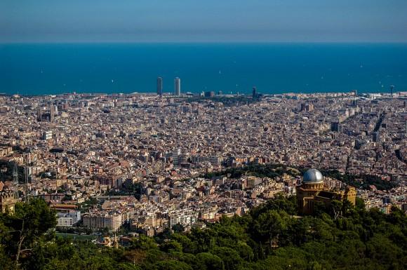 Barcelona, España. Flickr usuario Rodrigo Paredes Licencia CC BY 2.0
