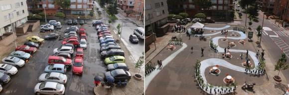Intervención Bogotá - Santa Paula. Image vía @JSadikKhan [Twitter]