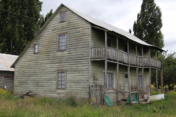 Casa familia Medina Muñoz. Cortesía del equipo investigador.