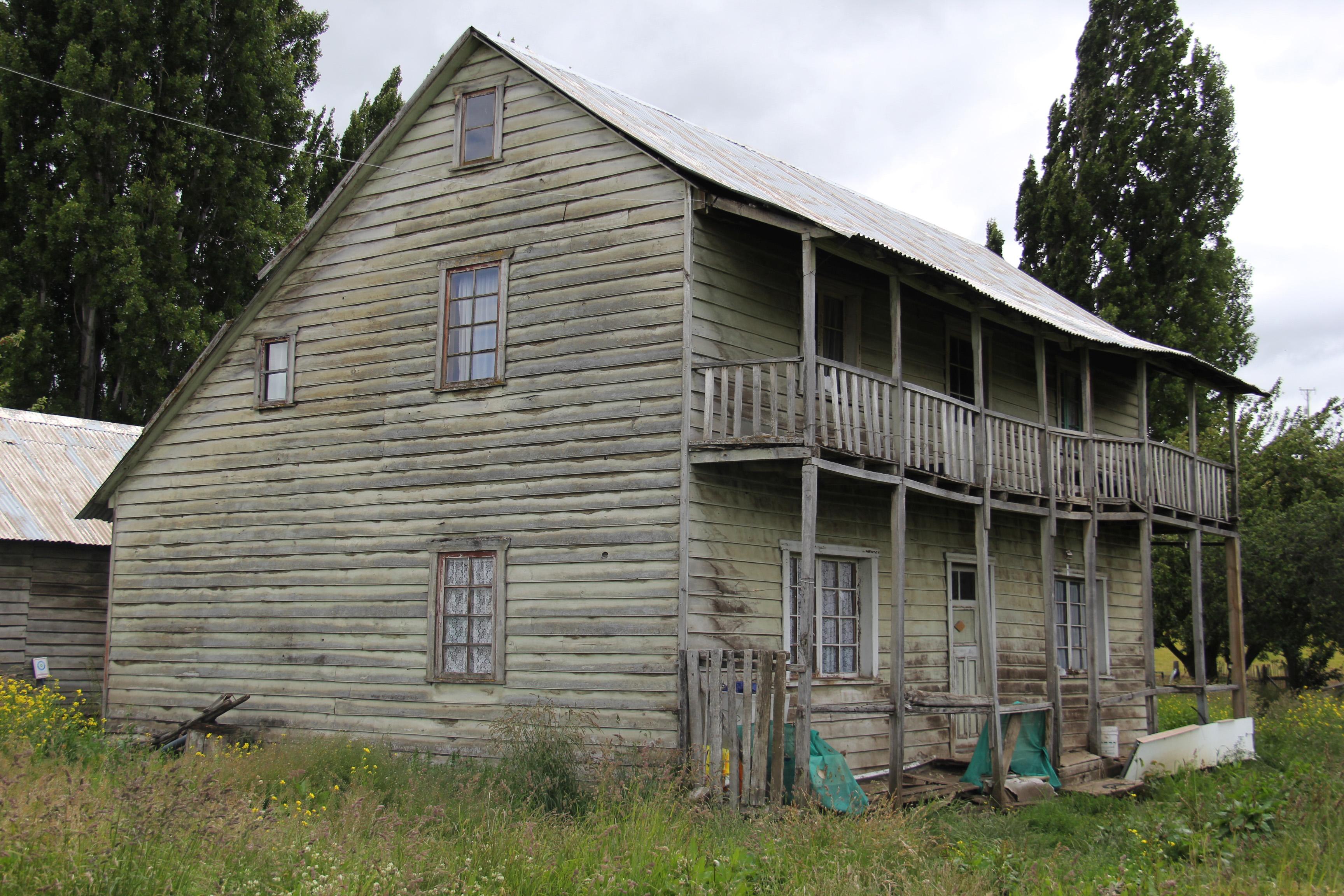 Casa de madera stunning seguros with casa de madera - Seguros para casas de madera ...