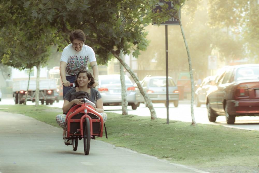 Ciclista Flickr usuario Claudio Olivares Medina Licencia CC BY-NC-ND 2.0