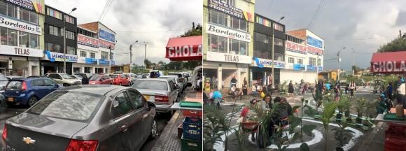 Intervención Bogotá - La Alquería. Image vía @JSadikKhan [Twitter]