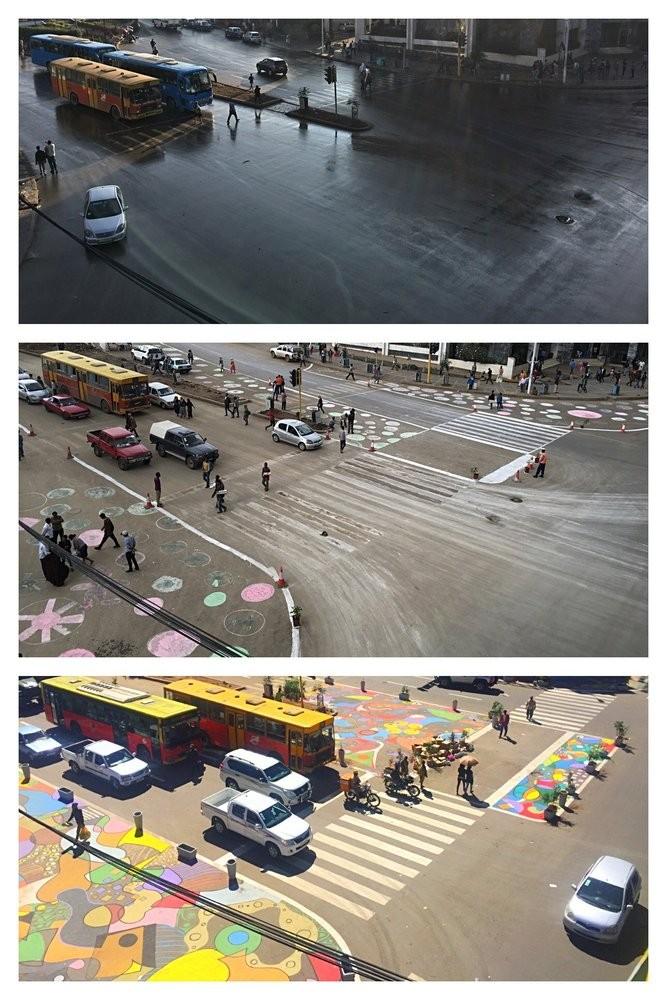 Addis Ababa, Ethiopia. Image vía @JSadikKhan [Twitter]