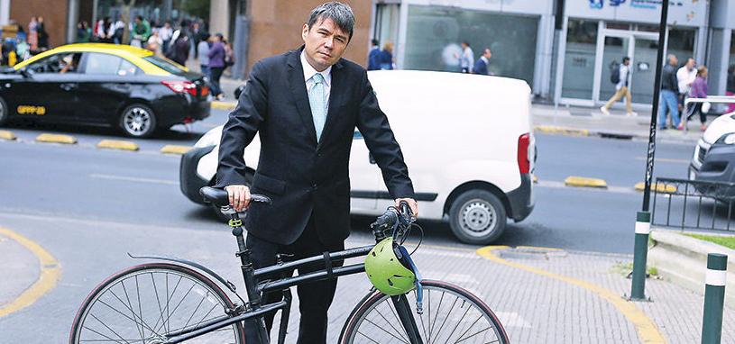 Marcelo Mena Ministro de Medio Ambiente