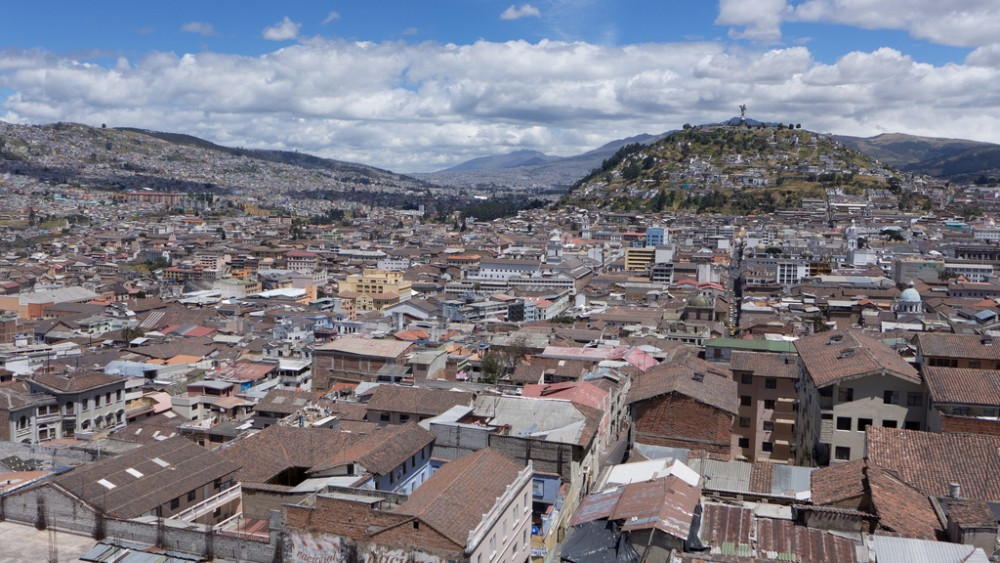 Quito Ecuador randomised.org Licencia CC BY 2.0