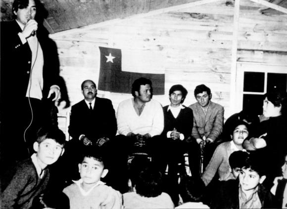 Reunión Pobladores Villa San Luis