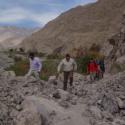 Ubicacion Embalse Chironta Arica