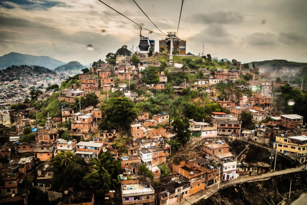 Morro do Alemão en Río de Janeiro, Brasil. Image © annaspies [Flickr], bajo licencia CC BY-NC-ND 2.0