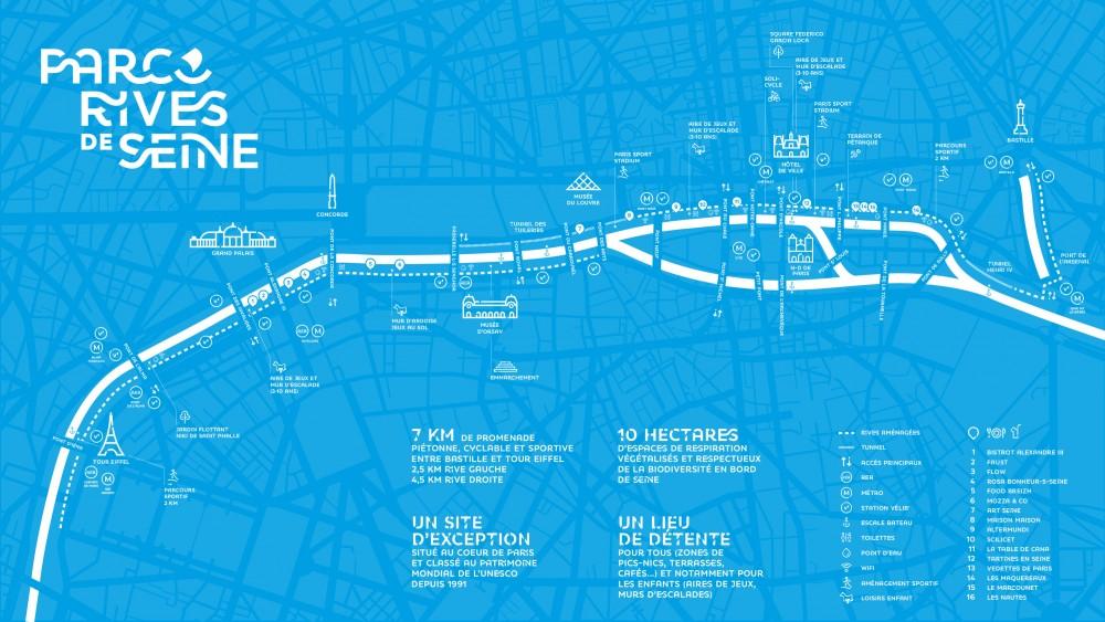 Infografía elaborada por © Taillefer Prod.  Fuente: paris.fr