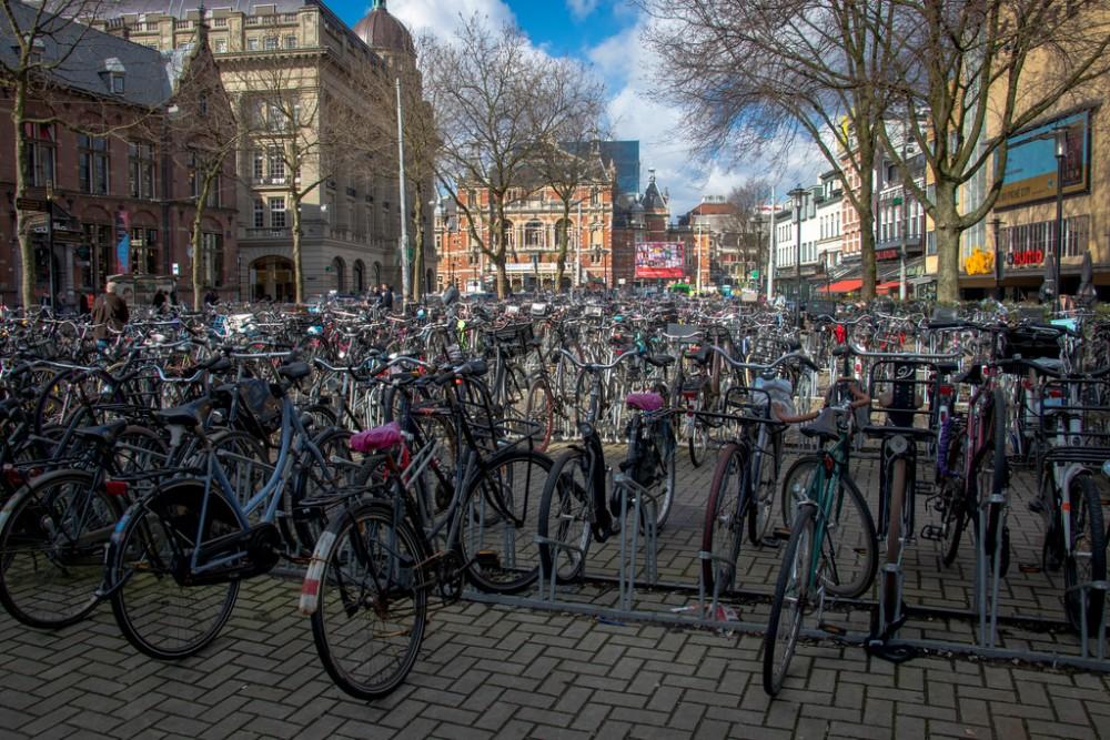 Amsterdam, Países Bajos. Flickr usuario: © pauliefred, bajo licencia CC BY-SA 2.0.