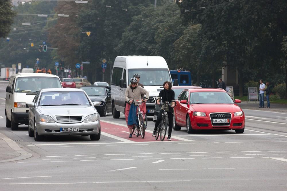 Flickr usuario: © European Cyclists' Federation, bajo licencia CC BY 2.0