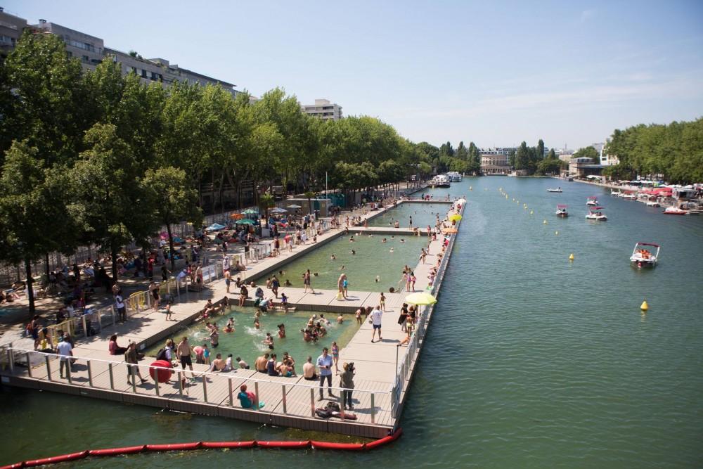 © Jean-Baptiste Gurliat para el Ayuntamiento de París